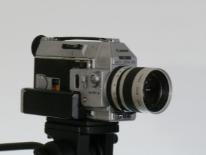 Canon Auto Film 814 Side