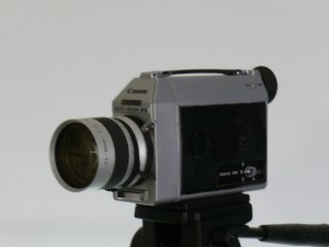 Canon Auto Film 814 Super 8 Camera