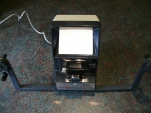 Goko G100 S8 Super 8 editor / viewer