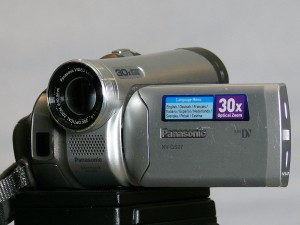 Panasonic NV-GS27
