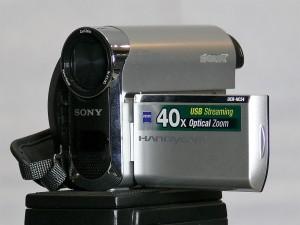 Sony DCR-HC54