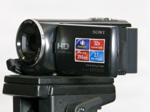 Sony HDR-CX220 HD AVCHD Camcorder