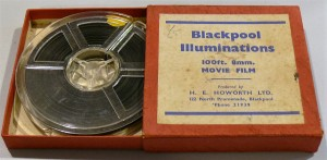 Blackpool Illuminations Film