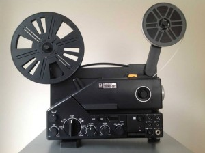 Sankyo Sound 502 Projector