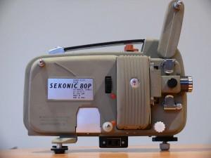 Sekonic 80P Film Projector