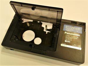 VHS Cassette adaptor