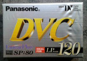 Panasonic DVM80