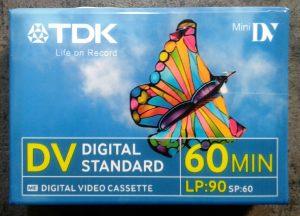 TDK Mini DV
