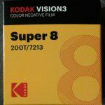 Kodak Super 8 200T/7213