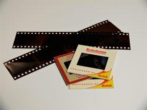 35mm slides and negatives
