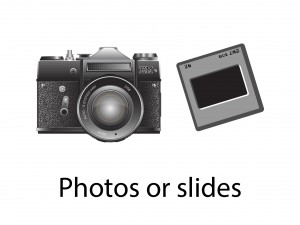 DVD Conversions - Specialists in slide and photos to digital conversions