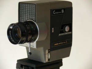 Crown 8 Reflex 200 Film Camera