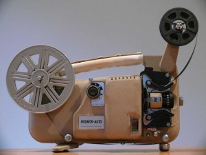 Holbeck Auto Film Projector