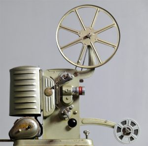 Noris 8 Junior 8mm film projector