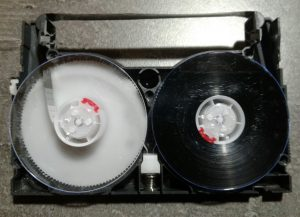 8mm tape cleaning
