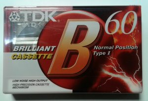 TDK Audio Tape