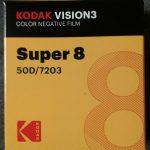 Kodak Super 8 50D/7203