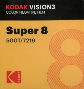 Kodak 500T 7219 vision 3 film cartridge ex stock in Auckland